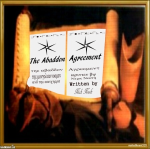 the abaddon agreement